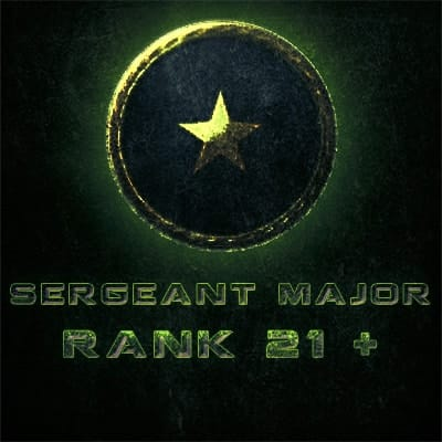CSGO Prime rank 21
