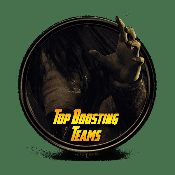 D3hell Top Boosting teams DBD