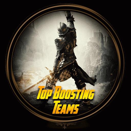 Top Boosting Teams