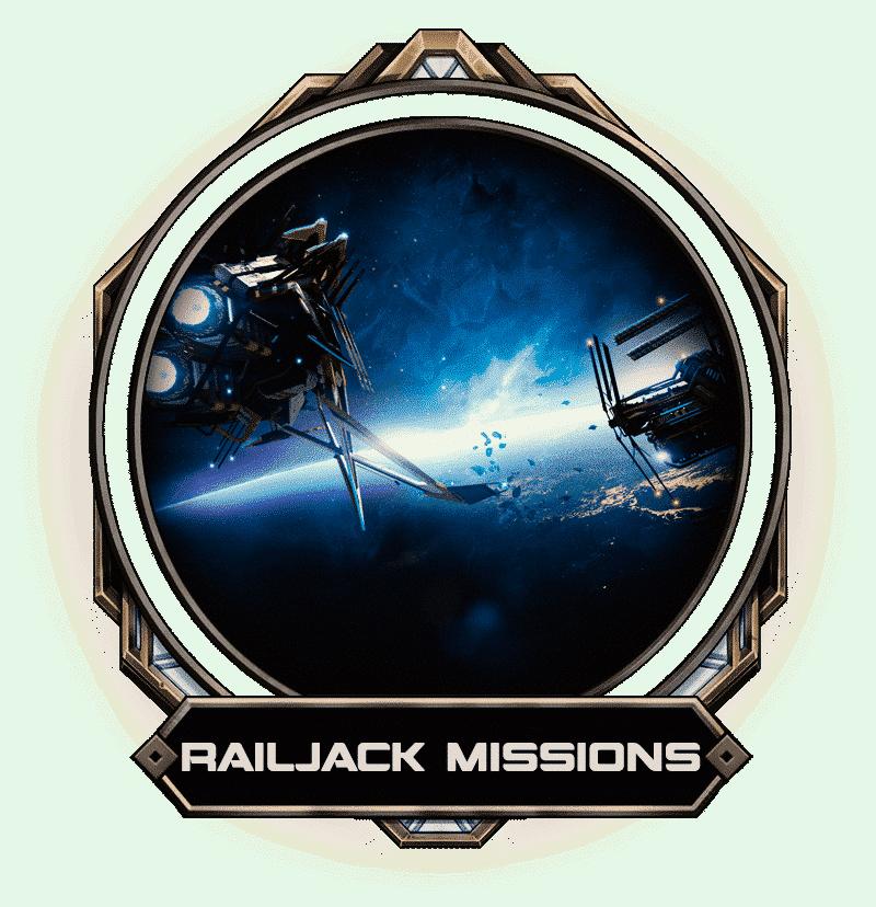 Warframe Railjack missions 2