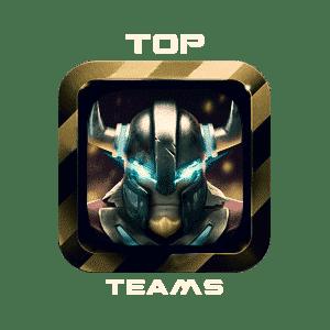 D3hell New Top Teams