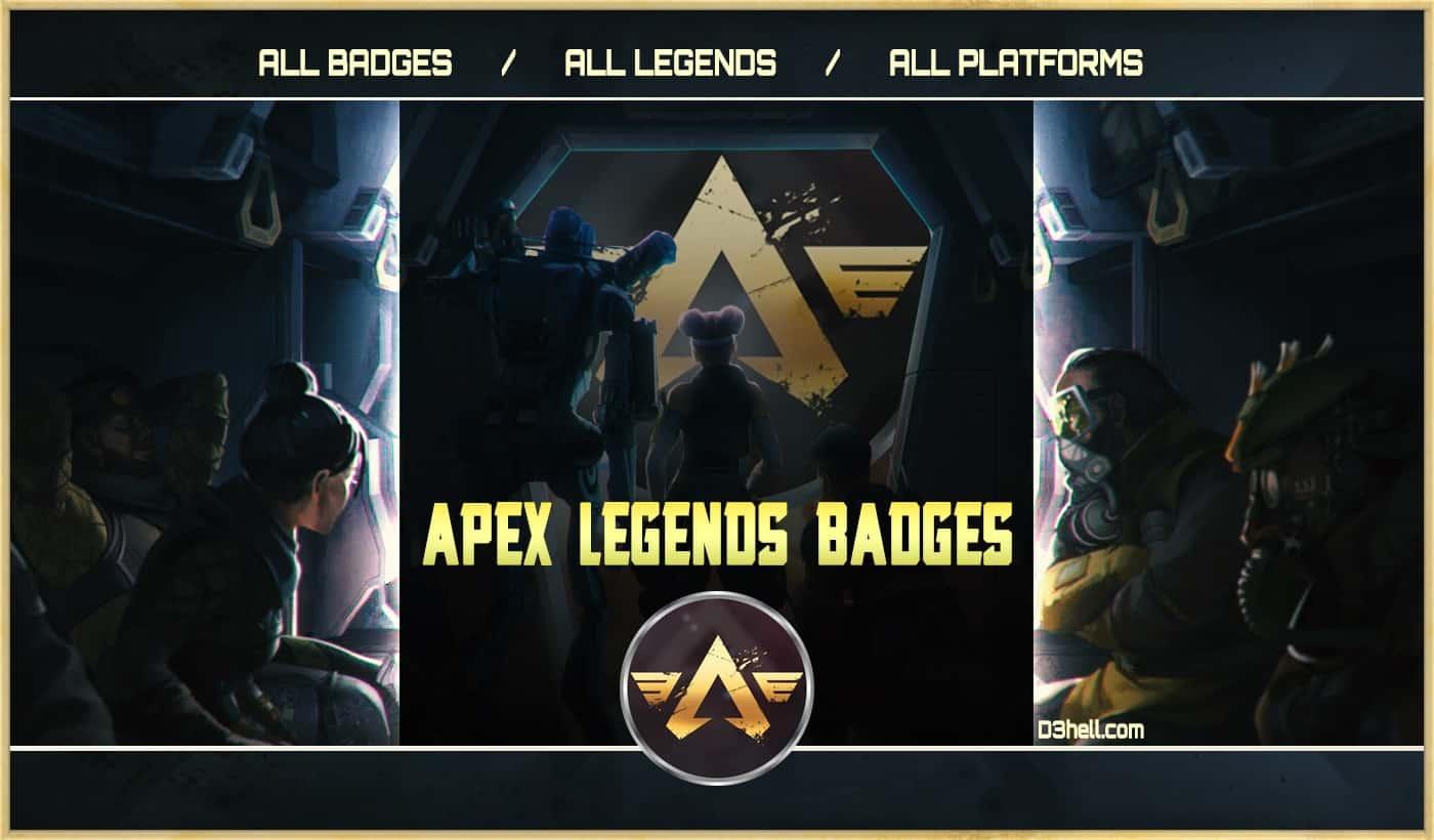 Apex Legends Badges boosting 2