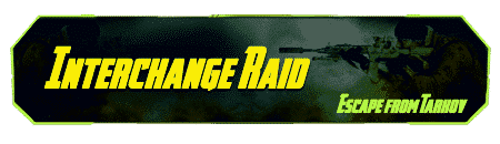 Tarkov Raid - Interchange Carry