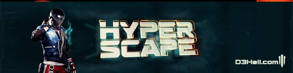 Hyper Scape Ubisoft Boosting services