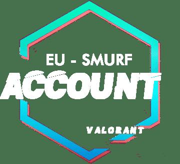 VALORANT Smurf accounts EU