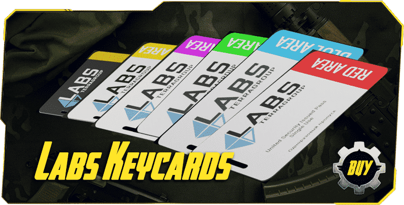 EFT buy Keys & Lab Keycards-min