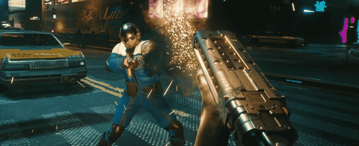 Cyberpunk 2077 weapons guide End