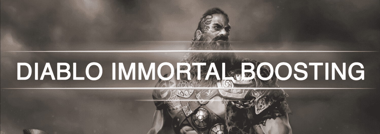 diablo immortal boosting 1