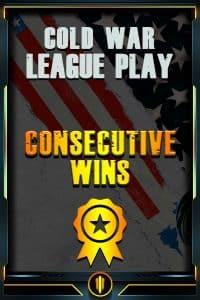 COD BO COLD WAR Boosting - League Play consecutive wins-min