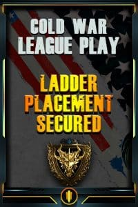 COD BO COLD WAR Boosting - League Play ladder placement secured-min