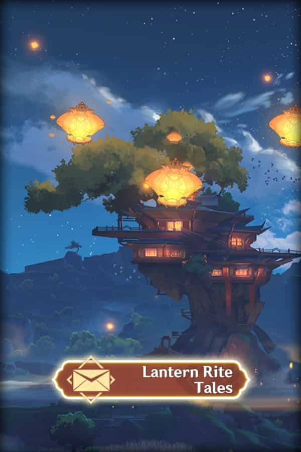 Genshin Impact Event Completion - Lanter Rite Tales-min