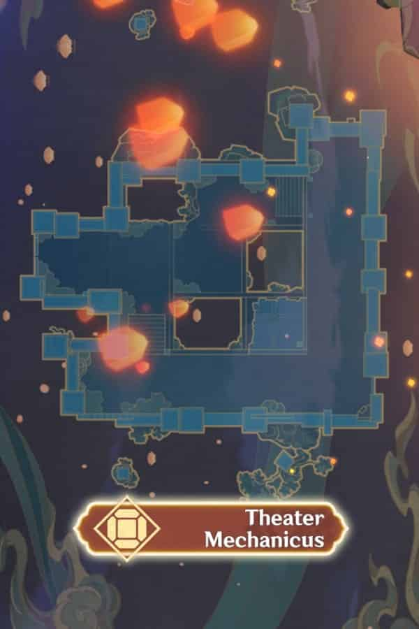 Genshin Impact Event Completion - Theater Mechanicus-min