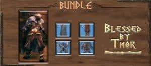 Valheim - Bundle Pack - Blessed by Thor-min
