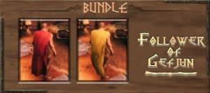 Valheim - Bundle Pack - Follower of Gefjun-min