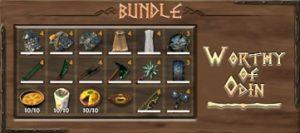 Valheim - Bundle Pack - Worthy of Odin-min