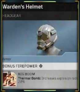 Outriders Pyromancer - Big Boom