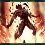 Outriders Pyromancer - Eruption