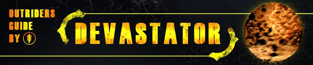 Devastator - Outrideres
