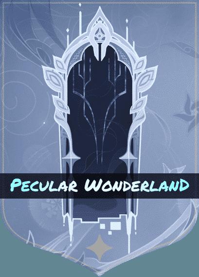 Peculiar Wonderland-min