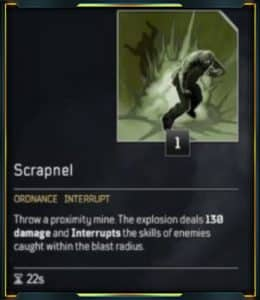 Outriders - Scrapnel updated