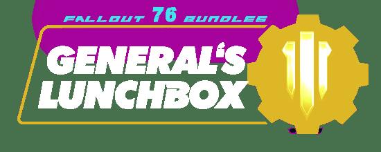 Fallout 76 Bundles - GENERAL'S LUNCHBOX-min
