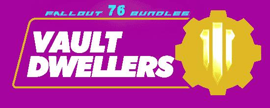 Fallout 76 Bundles - VAULT DWELLERS-min