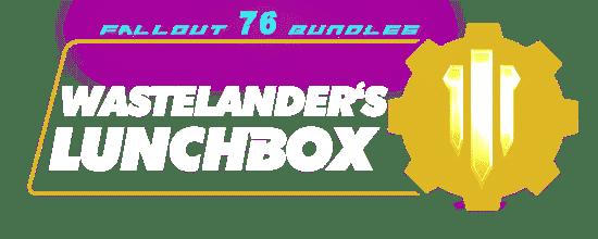 Fallout 76 Bundles - WASTELANDER'S LUNCHBOX-min