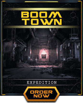 Outriders Expeditions Boost - Boom Town - Order now-min