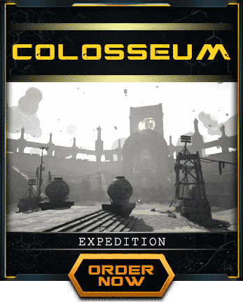 Outriders Expeditions Boost - Colosseum - Order now-min