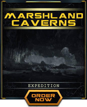 Outriders Expeditions Boost - Marshland Caverns - Order now-min