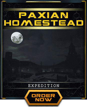 Outriders Expeditions Boost - Paxian Homestead - Order now-min