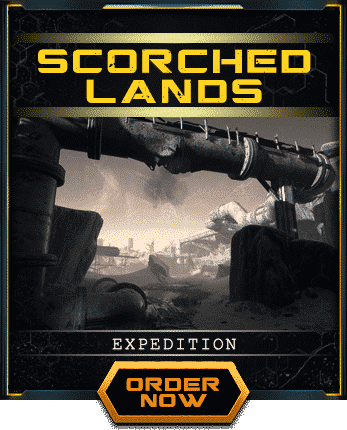 Outriders Expeditions Boost - Scorched Lands - Order now-min