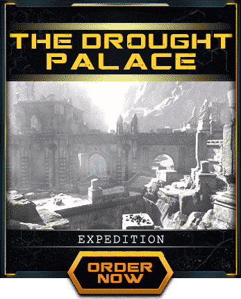 Outriders Expeditions Boost - The Drought Palace - Order now-min