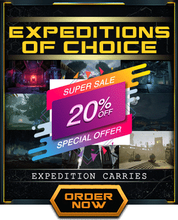 Outriders Expeditions Carry - Discounted Bundles-min