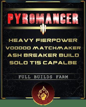 pyromancer build