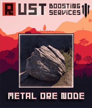 Buy Rust Materials - Metal Ore Node-min