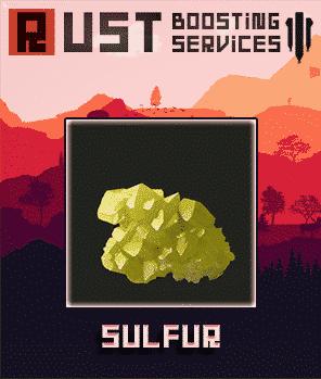 Buy Rust Materials - Online Shop Sulfur-min