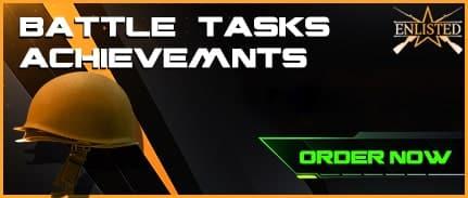 Enlisted Boosting - Battle Tasks & Achievements-min