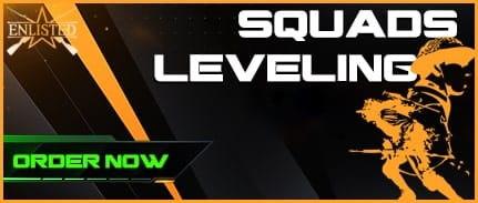 Enlisted Boosting - Squads Leveling-min