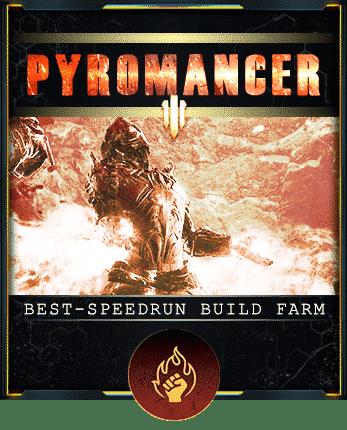 Outriders Boosting - Pyromancer Full Build Farm Insane Speedrun Build-min