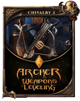 Chivalry 2 Archer Weapons Leveling-min