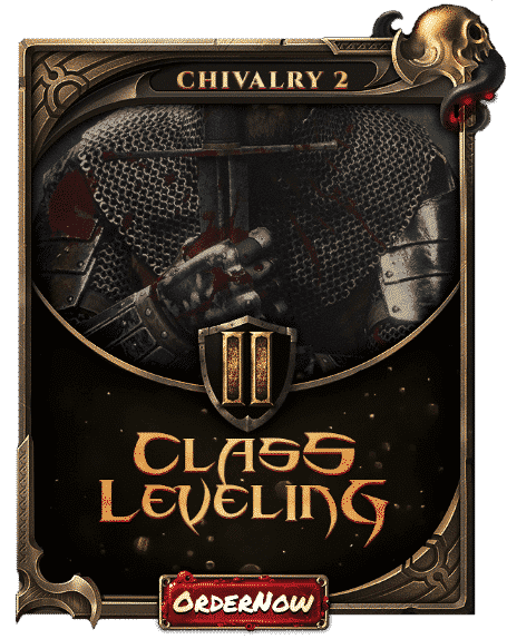 Chivalry 2 Boosting - Class Leveling-min