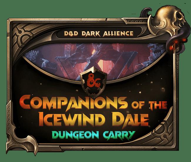 Dungeons Dragons Dark Alliance - Companions of Icewind Dale Dungeon-min