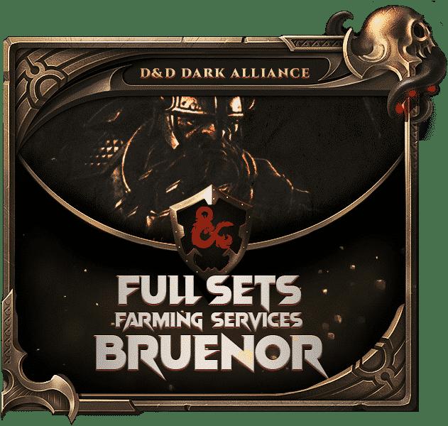 Dungeons Dragons Dark Alliance Full Build Farming Bruenor-min