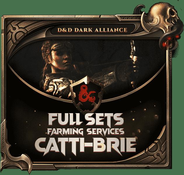 Dungeons Dragons Dark Alliance Full Build Farming Catti-brie-min