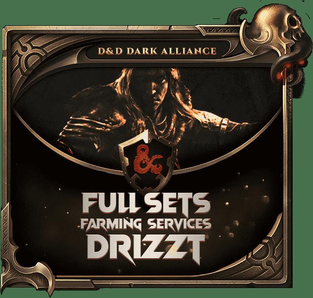 Dungeons Dragons Dark Alliance Full Build Farming Drizzt-min
