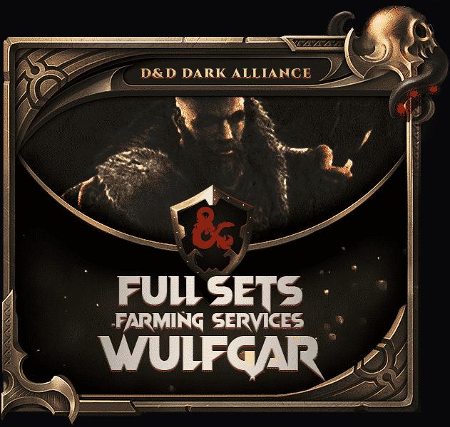 Dungeons Dragons Dark Alliance Full Build Farming Wulfgar-min