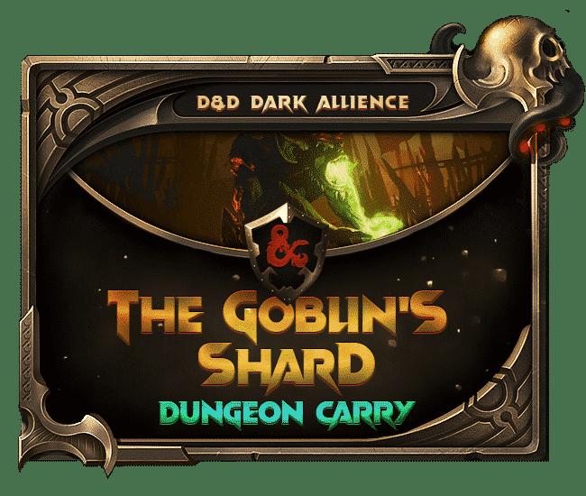 Dungeons Dragons Dark Alliance - The Goblin's Shard-min