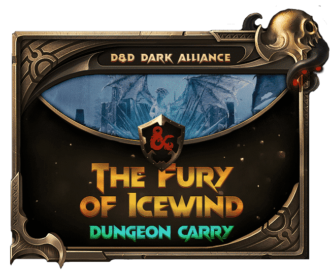 Dungeons Dragons Dark Alliance - The fury of Icewind Dungeon Carry-min