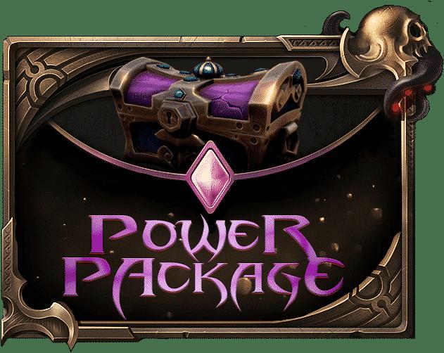 Last Epoch Gearing Bundles Power package-min
